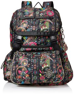 Sakroots Artist Circle Utility Daypack Backpack *** Startling review available here  : Backpacking backpack