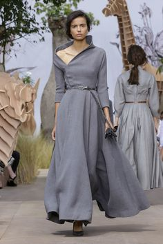 Christian Dior Couture осень-зима 2017-2018