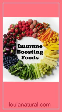 Use foods to successfully boost and support your immune system. Instead of suppressing symptoms all your body to express what it needs to to heal and move forward to optimum health