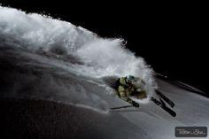 "500px / Photo ""Night Spray with Adrien Coirier"" by Tristan Shu"