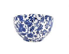 Burleigh Blue Arden Rice Bowl