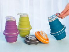 Collapsible Water Bottle by Hydaway