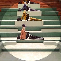 "PRADA, Broadway, Soho, ""The Epitome of Fashion"", New York, ""pinned by Ton van der Veer"
