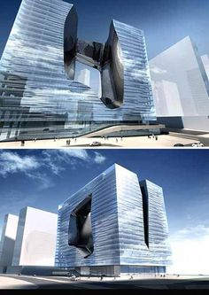 Zaha Hadid concept
