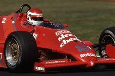 Bobby Rahal - March 83C Cosworth TC - Truesports Racing - Escort Radar Warning 200 (Mid-Ohio Sports Car Course) - 1983 PPG Indy Car World Series, round 9
