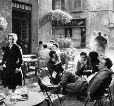 Ugo Mulas - Bar Giamaica, Milán, 1953-54.