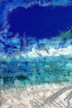 An abstract of the beauty that nature serves you up, every day. Scott Smith, Perth, Staging, Art For Sale, My Arts, Waves, Abstract, Nature, Outdoor