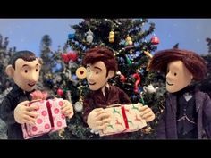 Doctor Puppet - A Timelord Christmas