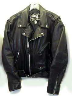 Retro leather jacket mens – Novelties of modern fashion photo blog