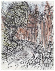 Leon Kosoff @ Annely Juda Fine Art. Contemporay art galllery, London