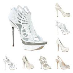Terminate da poco le più importanti sfilate della moda sposa con Gaudì Spose 2013 e la White Gallery, ci siamo fatti un'idea di quelle che saranno le tendenze per il look della sposa 2013 non solo in fatto di abiti da sposa, ma anche di scarpe. Abbiamo selezionato per voi alcuni dei migliori modelli di designer famosi che impreziosiranno i vostri piedi l'anno prossimo.