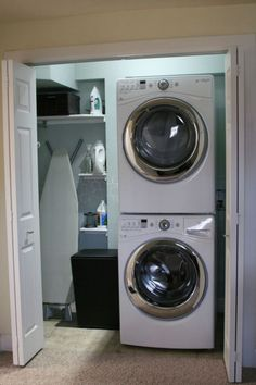 """See our web site for more relevant information on """"laundry room storage diy cabinets"""". It is actually a superb place to find out more. Laundry Room Sink, Small Laundry Rooms, Laundry Room Storage, Laundry Room Design, Closet Storage, Storage Room, Storage Shelves, Room Shelves, Dorm Bathroom"""