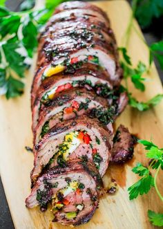 Argentinian-Style Grilled Steak