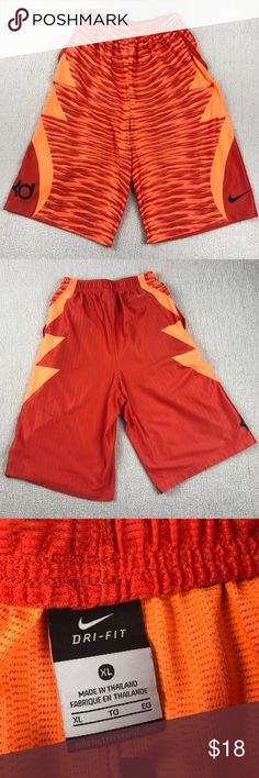 c8a319727248 Nike KD Boys Basketball Shorts Excellent condition. No rips or stains. Kevin  Durant ""
