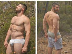 "Luke Casey ""M8 Of The Month"" for #Teamm8 #underwear"