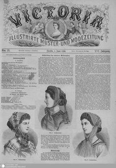 79 - Nro. 21. 1. Juni - Victoria - Seite - Digitale Sammlungen - Digitale Sammlungen