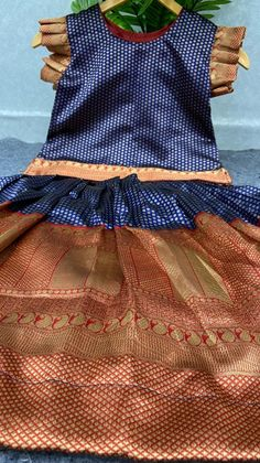 Price Rs 750 + Shipping extra WE ARE LAUNCHING NEW KIDS TRADITIONAL CROP TOP LEHENGA OUTFIT FOR SPECIAL OCCASIONS Kids Crop-Top Lehenga Details Fabric: LICHI SILK Inner:- SILK Size Years:- 2 TO 4 Chest Size: 24 INCHES Length:- 21 INCHES Years:- 5 TO 7 Chest Size: 28 INCHES Length:- 25 INCHES BE AWARE WITH LOW QUALITY COPY ITEMS Crop Tops For Kids, Girls Crop Tops, Special Occasion Outfits, Lehenga Designs, New Kids, Girls Wear, Lehenga Choli, Girls Shopping, Boy Or Girl