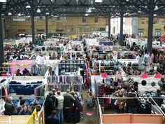 i love this market!!! Spitalfields in London