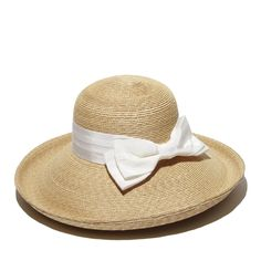 e0434fa7 Classic style sun hat with black ribbon hat band. Look your vacation best  with this flattering and versatile hat. SolEscapes offers the biggest  selection of ...