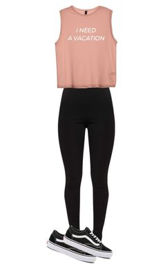 """""""Untitled #145"""" by sophraddd on Polyvore featuring J Brand and Vans"""