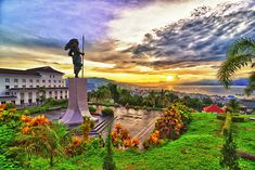 Monumen Martha Christina Tiahahu, Kota Ambon, Maluku