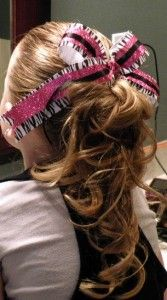 Some times you cant beat a ponytail! Girls Hairstyles