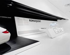 Corporate Architecture | Porsche Museum, Stuttgart