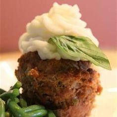 Incredibly Cheesy Turkey Meatloaf Allrecipes.com