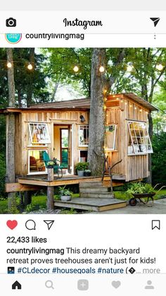 Nice Relaxing Tree Houses