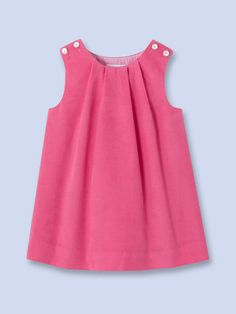 Athena Pinafore/Sleeveless Dress