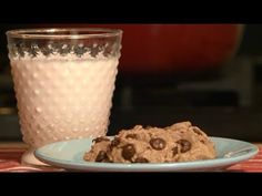 Cookie Recipes - How to Make Cholesterol-Free Chocolate Chip Cookies