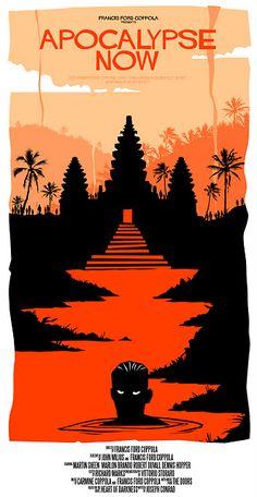 Apocalypse Now ~ Francis Ford Coppola (1979)