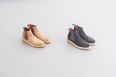 Garment Projects Chelsea boots Tabacco by Centreville Store f5dced4fe