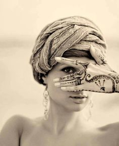 Nomad- Turban headscarf