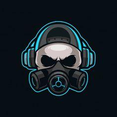 Game Logo Design, Logo Design Template, Hacker Logo, Mobile Logo, Esports Logo, Graffiti Characters, Famous Logos, Photography Logo Design, Abstract Logo