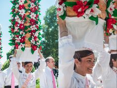 """The Feast of the Trays in Tomar 