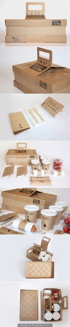 packaging / Sunshine picnic