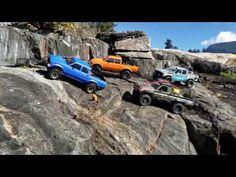 Lwb Toyota Hilux / Toyota plus Marlin Crawler Action Super Swamper Tires, Portal Axles, Toyota Hilux, Wagon Wheel, Racing, Action, Rock, Car, Youtube