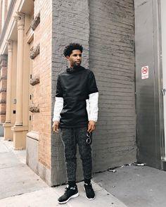Street style: Fashion blogger @stylesocietyguy wears the Bab Low sneakers in Delta - $59. #beoneofthegreats #greatsbrand #greats