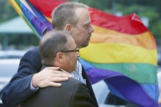 Judges strike down Arkansas, Mississippi gay marriage bans - MSNBC #US, #Gay, #Marriage