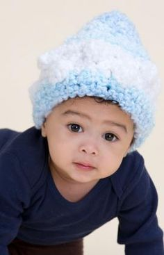 Snowstorm Baby Hat F
