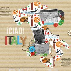 Ciao Italy Italian D