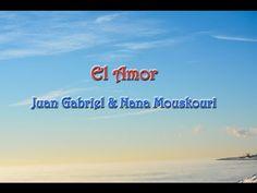 El Amor - Juan Gabriel & Nana Mouskouri - YouTube Nana Mouskouri, Chicago, Bmg Music, Lake Michigan, Mercury, Youtube, Neon Signs, Songs, El Amor Es