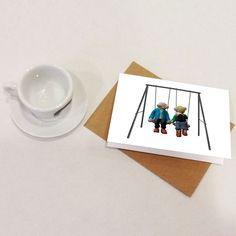 Squidgeme swing card