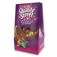 my one addiction. English Tea Store, Make Your Own Chocolate, Bad Room Ideas, Quality Street, Candy Brands, Easter Egg Designs, Tea Gifts, Chocolate Decorations