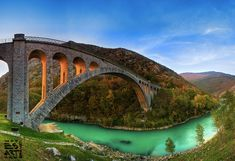 Slovenia - Solkan Bridge