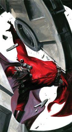 Magneto by Gabriel Dell'Otto