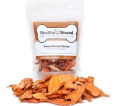 Healthy Hound - Sweet potato & pineapple juice