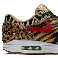 pretty nice 14ce8 1047c Coming soon   nike Air Max 1 Atmos Animal Pack In store release  Saturday