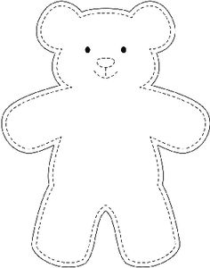 Free Printable Teddy Bear Patterns Wow Image Results Teddy